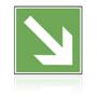 E014 Smer na dosiahnutie bezpečia