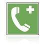 E 010 Núdzový telefón