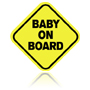 MAGNETKA BABY ON BOARD