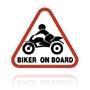 Biker on Board