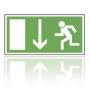 E003 Úniková cesta - tabulka