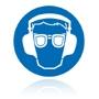 M 020 Príkaz na ochranu zraku a sluchu