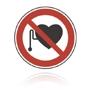 Nevstupuj s kardiostimulátorom!
