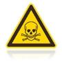 W 003 Nebezpečenstvo otravy, zadusenia