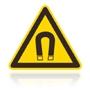 W 013 Nebezpečenstvo silného magnetického poľa