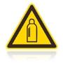 W 019 Nebezpečenstvo od tlakových nádob s plynom