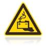 W 020 Nebezpečenstvo od akumulátorov