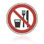 Zákaz jedenia a pitia na tomto mieste