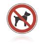 Zákaz vstupovať so zvieratami